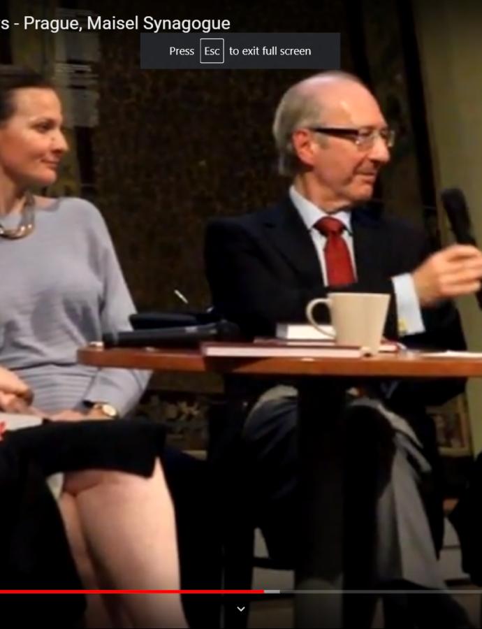 Ostrava a její Židé: Záznam přednášky